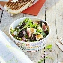 Saladebakjes