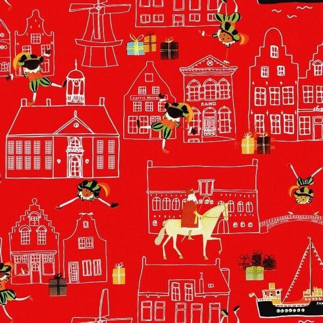 Sinterklaas geschenkzakjes
