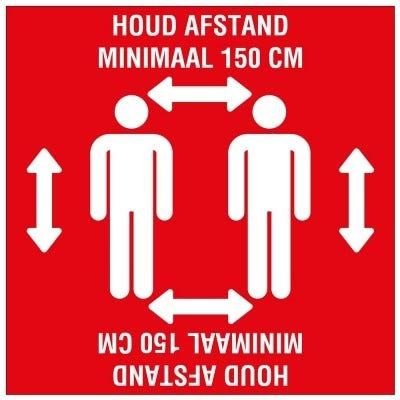 Signalisatie COVID-19