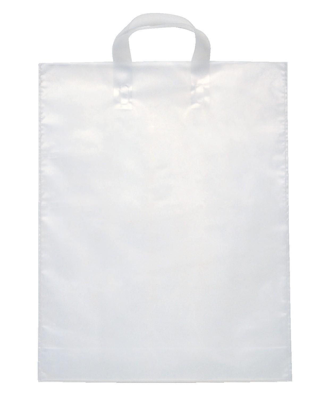Plastic tassen met lus