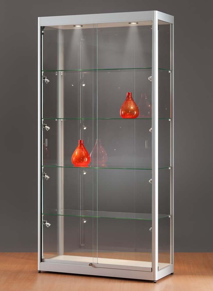 Design vitrines met LED verlichting kopen | RETIF Nederland