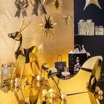 Kerst Black & Gold