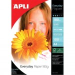 Insteektas 100 vellen A4 180 g papier everyday