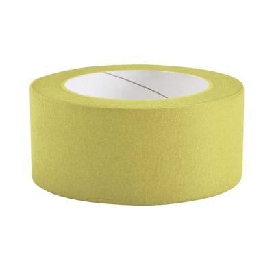 Afzettape geel 50 mm x 33 m-Afzetpalen en routing