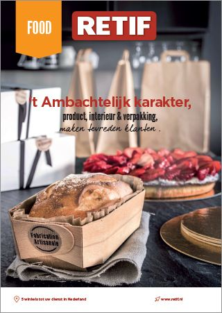 Catalogus FOOD 2018